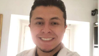 Photo of Camilo Vallejo, ipialeño destacado por su investigación médica
