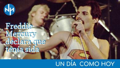 Photo of #UnDiaComoHoy | Freddie Mercury declara públicamente que tenía sida, al día siguiente, murió