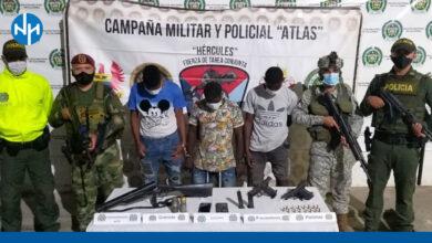 Photo of Golpe a las Guerrillas Unidas del Pacífico