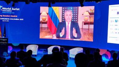 Photo of Según Duque su gobierno es garante de los DDHH
